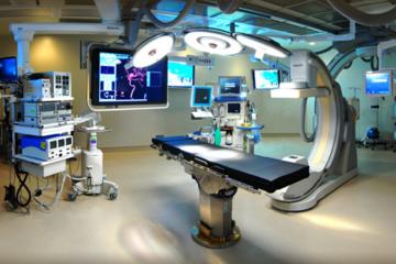 Thiết kế thi công phòng sạch bệnh viện
